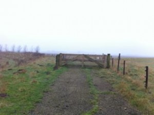 Een hek , een toegang tot nieuwe mogelijkheden?